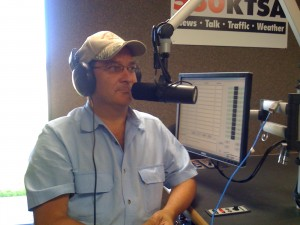 550Am Radio - KTSA Radio Talk Show with Mitch Stephen