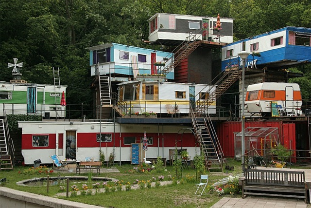 Mobile Home Condo Conversion - PIC