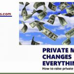What are you afraid of when raising Private Money?