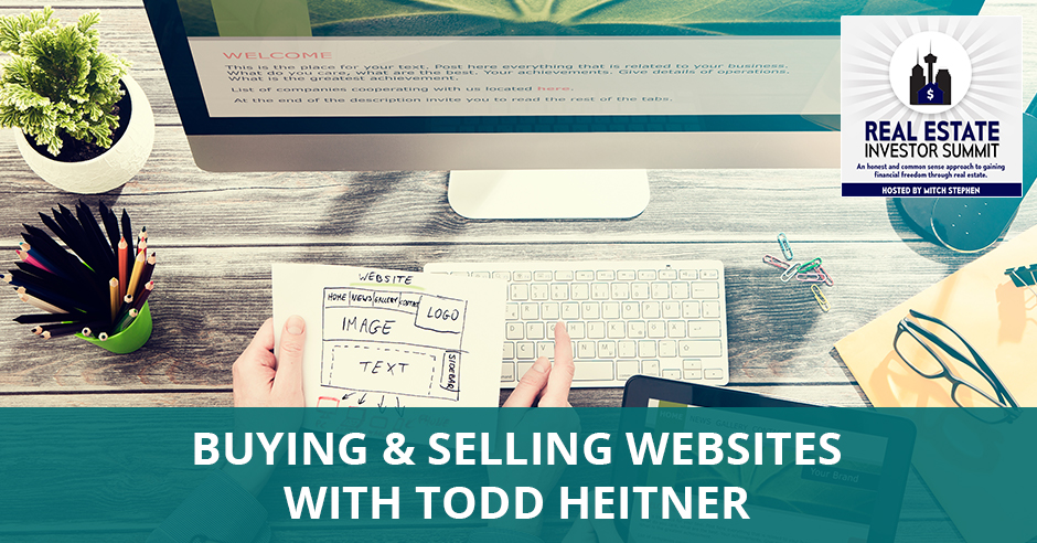 REIS 305 | Buying And Selling Websites