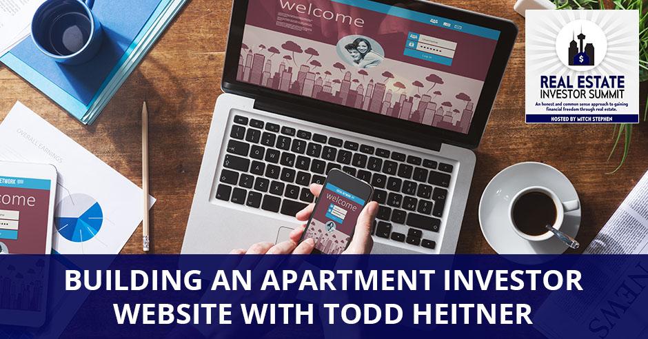 REIS 332 | Apartment Investor Website