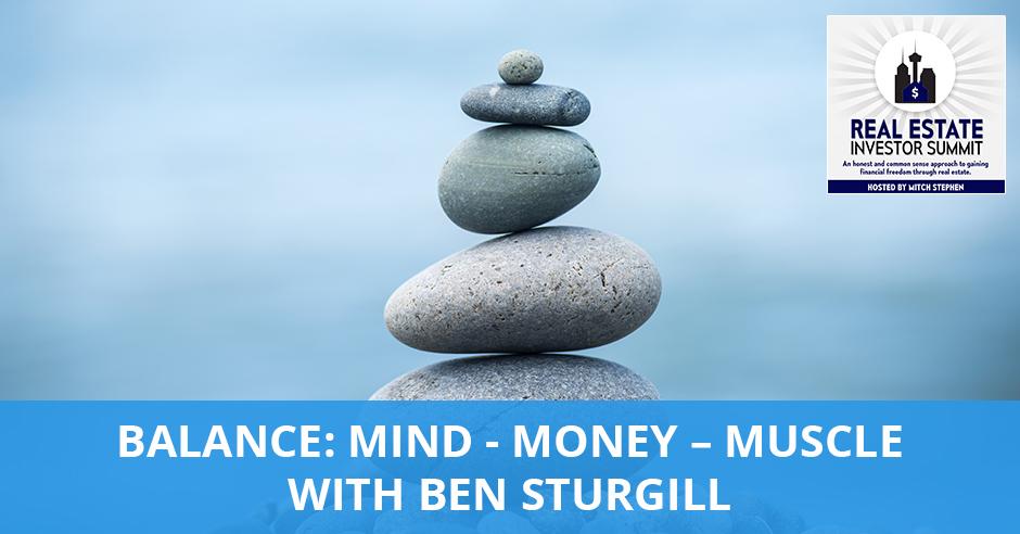 REIS 351 | Having Balance In Life