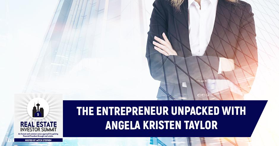 REIS 396 | Entrepreneurial Lifestyle